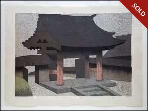 Kiyoshi Saito - Temple (1974)