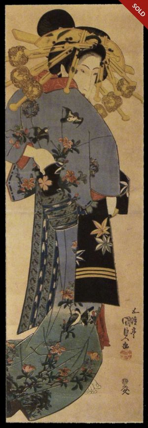 Kunisada - Bijin Beauty