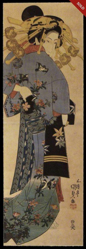 Kunisada - Bijin Beauty
