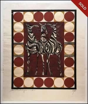 Tadashi Nakayama - Flaming Horses (1961)