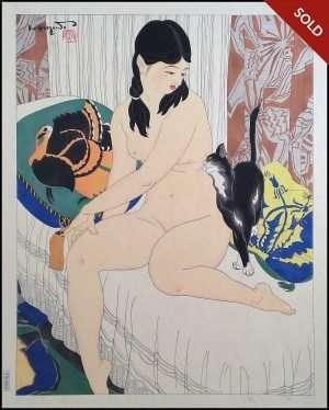 Toraji Ishikawa - Black Cat (1934-35)