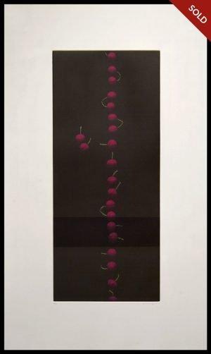 Yozo Hamaguchi - Magenta Cherries (1988-91)