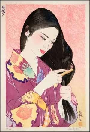 Paul Binnie - Kamisuki: Hair Combing (2010)