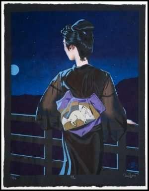 Paul Binnie - Moon Viewing: Tsukimi (2011)