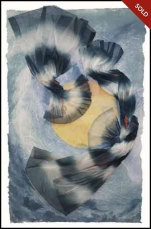 Sarah Brayer - Festive Moon (2015)