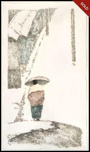 Sarah Brayer - Kyoto Snow (1996)