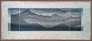 Sarah Brayer - Mt. Hiei Mists (2015)