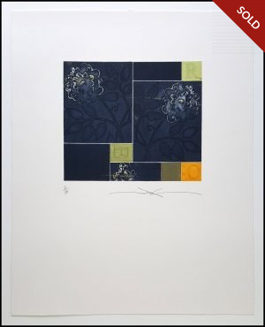 Shinko Araki - Rose-Blue V