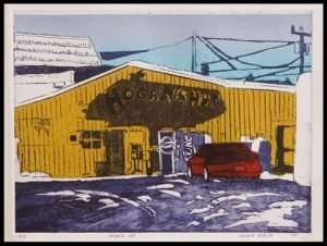 Gloria Plevin - Hogans Hut (2004)