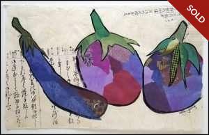 Karyn Young - Eggplant Medley
