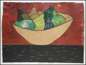 Karyn Young - Six Green Pears One Blue (2002)