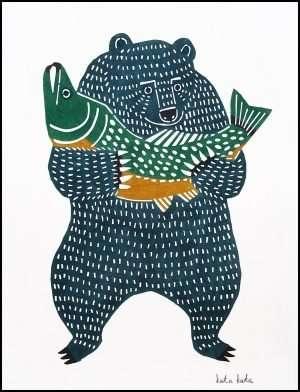Kata Kata - Dancing Bear II (2016)
