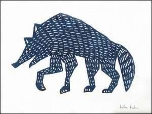 Kata Kata - Dancing with Wolves, Small (2015)