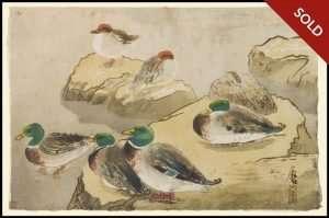 Kazuma Oda - Flowers and Birds: 1 of 5 (1950)
