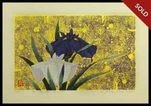 Kazutoshi Sugiyura - Iris #153 (2003)