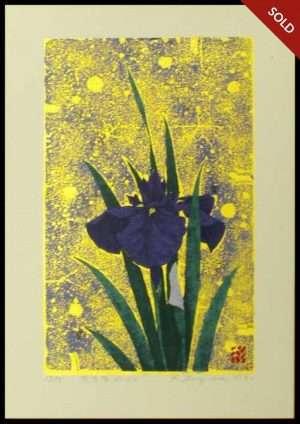 Kazutoshi Sugiyura - Iris #154 (2003)