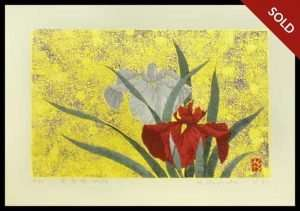Kazutoshi Sugiyura - Iris #156 (1999)