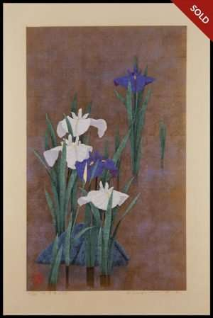 Kazutoshi Sugiyura - Iris #65 (1987)