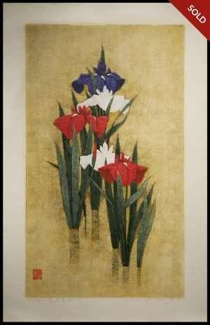 Kazutoshi Sugiyura - Iris #94 (1991)