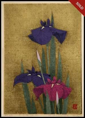Kazutoshi Sugiyura - Iris #97 (1991)
