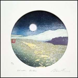 Miwako Nishizawa - Full Moon, Faifax