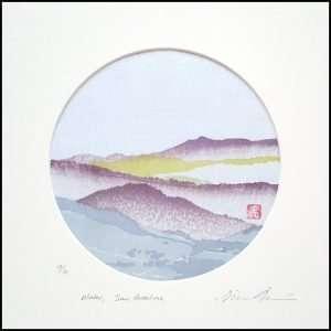 Miwako Nishizawa - Winter, San Anselmo