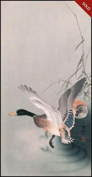 Ohara Koson - Wild Ducks (1920)