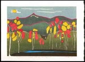 Sachiko Furui - Mt. Adams (1990)