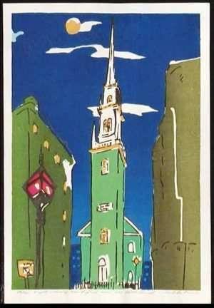 Sachiko Furui - Old North Church (1990)