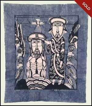 Sadao Watanabe - Baptism of Jesus (1968)