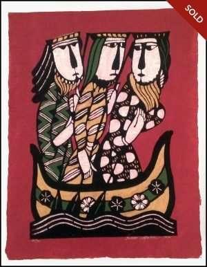 Sadao Watanabe - Three Kings (1972)