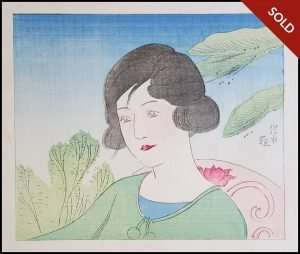 Ito Shinsui - Pure and Innocent, Seigo (1926)