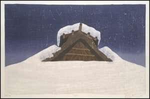 Joshua Rome - Seppi, Snowy Overhang (1986)