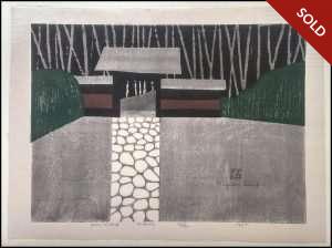 Kiyoshi Saito - Solitude Kyoto (1955)