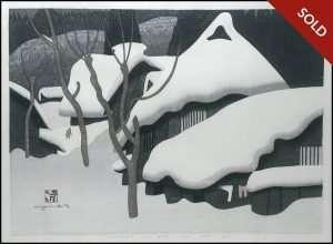 Kiyoshi Saito - Winter in Aizu, 27 (1977)