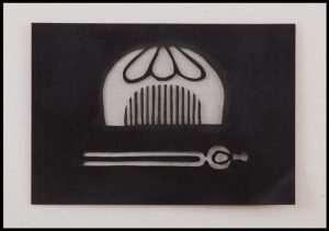 Masahiko Takada - Comb Stencil (2011)