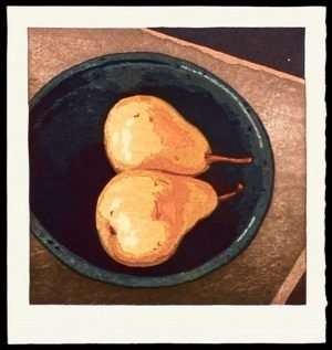 Micah Schwaberow - Two Pears in John's Bowl (2004)