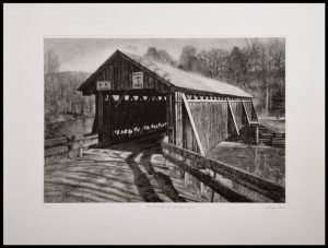 Takuji Kubo - Beaverkill Bridge, New York State (2009)