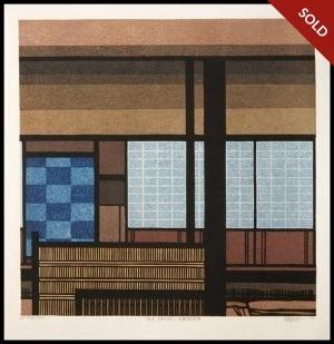 Clifton Karhu - Tea House Katsura (1982)