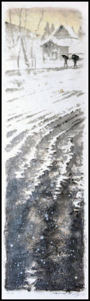 Daniel Kelly - Snowflakes II (1987)
