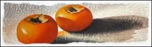 Daniel Kelly - Three Persimmons (2015)