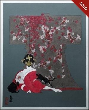 Hideo Takeda - Kimono: Autumn Reflections (2017)