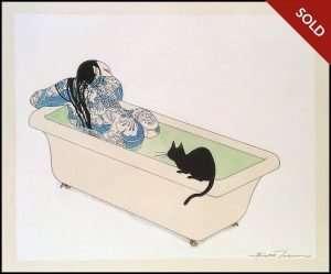 Hideo Takeda - The Bath (2015)
