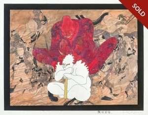 Hideo Takeda - The End of Kiyomori (2012)