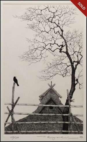 Ryohei Tanaka - Crow (1984)