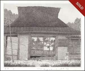 Ryohei Tanaka - Farmhouse with Window (1976)