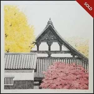 Ryohei Tanaka - Temple in Autumn (2008)