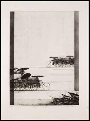 Shigeki Kuroda - Bicycle and Glass (2012)
