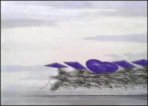 Shigeki Kuroda - Purple Song (2014)
