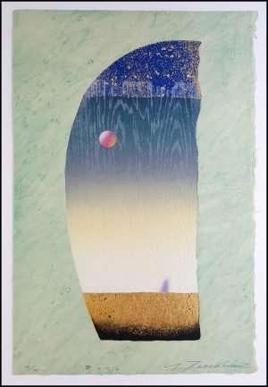 Yoshikatsu Tamekane - A Peaceful Day (2002)